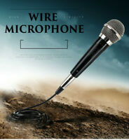 Wired Microphone Mic w/ XLR to ¼'' Cable &XLR to XLR Cable For Stage Performance