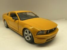 Maisto  Special Edition Orange 2006 Ford Mustang GT  1:24 Scale