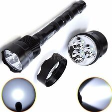 3800Lm TrustFire 3x XML T6 LED Flashlight Torch High Power Lamp waterproof Light