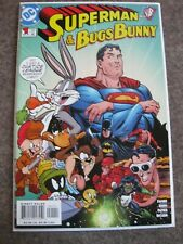Superman & Bugs Bunny 1 2 3 4 DC 2000 Complete Set Run Lot 1-4  MINT CONDITION