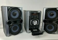 Sony MHC-EC78P Mini Hi-Fi Component System, AM/FM, CD Tested with Speakers Used