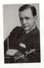 Tommy Tucker 1940's-50's Mutoscope Music Corp of America Arcade Card Postcard