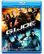 G.I. Joe: Retaliation (Extended Action Cut) [Blu-ray] [Region Free], , Used; Goo