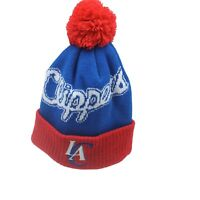 dfd91fafef5 Los Angeles Clippers NBA Adidas Kids Boys (4-7) OSFM Winter Pom Knit