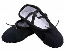 Canvas Flat Dance Shoes for Women