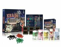 Poker Strategy Board Game Where You Risk All Brand New Age 10+ Kra$h Krash