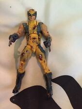 Custom 3.75 Marvel Universe Battle Damaged Wolverine