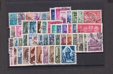 DDR - Jahrgang 1955 gestempelt kompl.