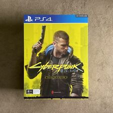 Cyberpunk 2077 Collectors PS4 Edition Brand New + Extra Items