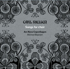 Carl Nielsen : Carl Nielsen: Songs for Choir CD (2015) ***NEW***