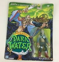 Mantus The Pirates of Dark Water Action Figure Hanna Barbera Hasbro Sealed 1990