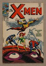 Uncanny X-Men #49 VG+ 4.5 1968 1st app. Lorna Dane (Polaris)