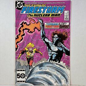 The Fury of Firestorm - No. 43 - DC Comics, Inc. - January 1986 - No Reserve!