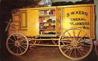 S W Kerr General Merchandise Wisconsin Pioneer Village Minden Nebraska