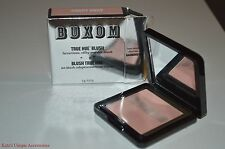Bare Escentuals BUXOM TRUE HUE BLUSH in SWEPT AWAY soft melon FULL SIZE NIB