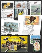 Marshall Islands Used Selection $16.65 SCV