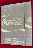 Sotheby's Contemporary Art Afternoon Auction New York 13 May 2015 Coca-Cola