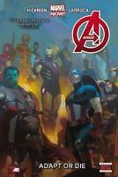 Avengers Volume 5: Adapt or Die [Marvel Now] [Avengers: Marvel Now]