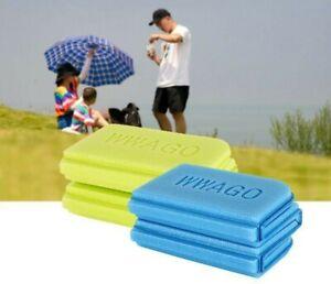 Foldable Portable Foam Sit Pad Cushion Mat Outdoor Hiking Picnic Waterproof AU