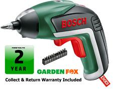 Restituito Bosch IXO Cacciavite Senza Fili 3.6V1/5ah 06039A8070 - 3165140800037-V