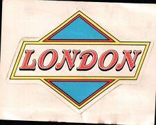 "PANINI'S STICKERS FIGURINE PANINI AUTOADESIVI MODENA "" LONDON "" 12-97"
