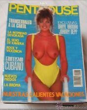 PENTHOUSE Nº 197 AGOSTO 1994 MELISSA McGLATHERRY  Magazine Spanish  vintage