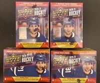 2020-21 Upper Deck NHL Hockey Series 2 Blaster Box - Young Guns