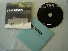 TOM JONES Praise & Blame promo CD album