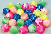 super bouncy balls 6 colours Birthday Party Loot Bag Favours Toy Filler