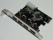 Pcie Controller 4 Port USB 3.0 #e850