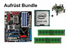 Aufrüst Bundle - Rampage II Extreme + Intel i7-960 + 16GB RAM #100288