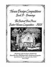 House Design Competitions - Book 11 Drawings - Detroit Free Press -1928