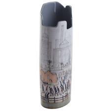 John Beswick Silhouette D'art Lowry Coming From The Mill Ceramic Vase - SDA022
