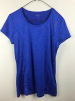 Reebok Women's Short Sleeve Athletic Yoga Running Shirt Top Size Small S