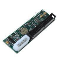 """2.5""""/3.5"""" Unidad 40 Pin Serial ATA SATA a PATA IDE Adaptador de conversor B5Y8"""