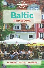 Lonely Planet Baltic Phrasebook *IN STOCK IN MELBOURNE - NEW*