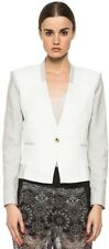 $645 Helmut Lang Quirrey Suiting blazer jacket  Sz 0 Xs Sold Out !