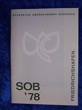 """""""SOB '78 - Jahresausstellung der Sezession Oberschwaben Bodensee im ..."""""""