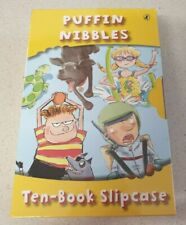 Aussie Puffin Nibbles 10 Book Slipcase Suggested Reading Age 6-8 Years