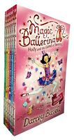 Magic Ballerina Darcey Bussell Holly Series 6 Books Collection Set BRAND NEW