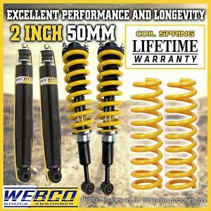 2 Inch Pre Assembled Lift Kit Shock King Coil Spring for Nissan Pathfinder R51