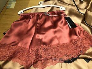 intimissimi silk shorts Size S