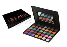 KARA 35 Color Eye Shadow Palette Highly Pigmented Bright & Matte Eyeshadow #ES01
