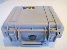 Peli Pelican 1200 Protective Case Grey + Foam