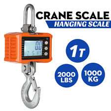 CRANE SCALE 300KG ELECTRONIC MINI PORTABLE DIGITAL INDUSTRIAL HOOK HANGING