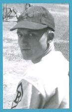 Bill Barnacle Vintage Minor League Baseball Postcard