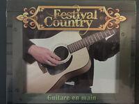 Guitare En Main, Festival Country,  Audio CD, 2008, Direct Source