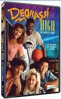 Degrassi High: Degrassi High Complete Series - 4 DISC SET (2016, DVD New)