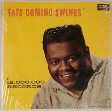 FATS DOMINO: Swings US Imperial LP-9062 Shrink R&B VG++ Vinyl LP