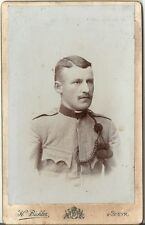 CDV photo KuK Soldat - Steyr 1900er